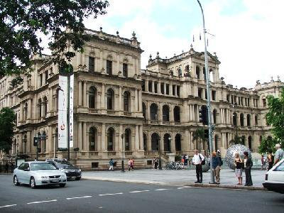 treasury building, treasury casino, brisbane, history,