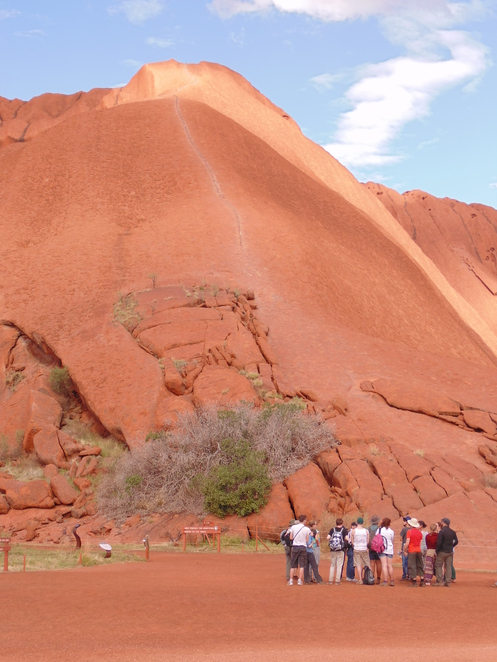 Uluru Ayers rock, northern terrritory