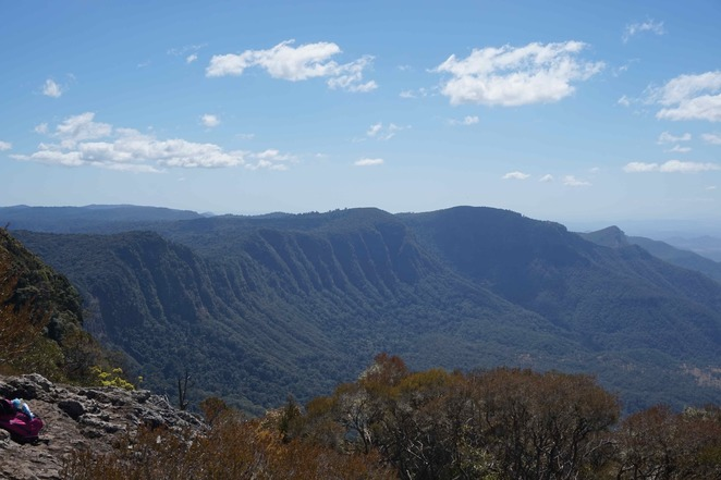 View from Bare Rock