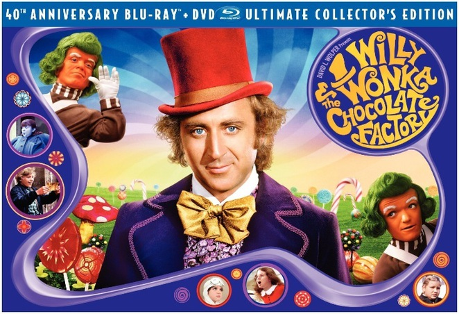 Willy Wonka & the Chocolate Factory film
