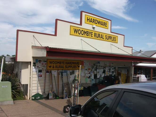 Woombye, Sunshine Coast, Day trips, Train trips, country town, Mural
