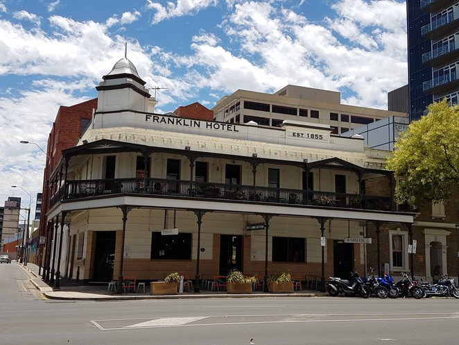9 Interesting Discoveries on Franklin Street Adelaide