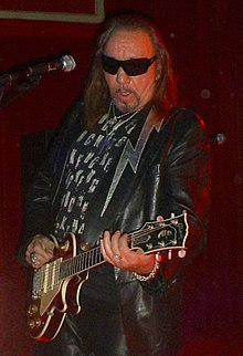 ace frehley, guitar