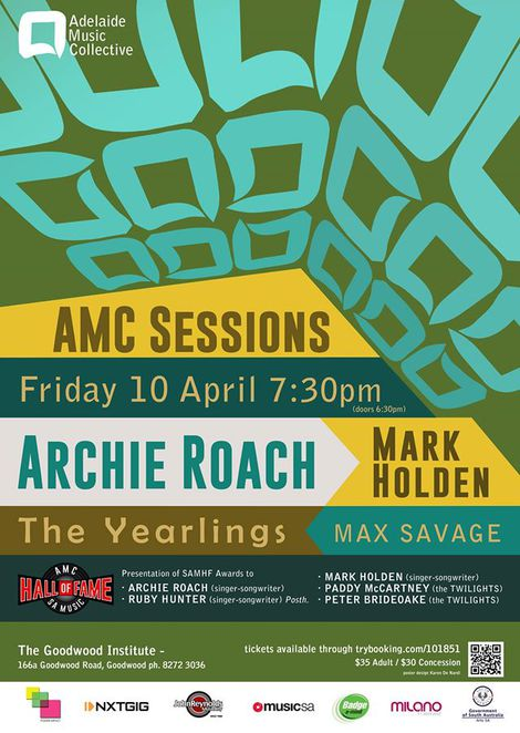 AMC Sessions and SA Hall of Fame at the Goodwood Institute
