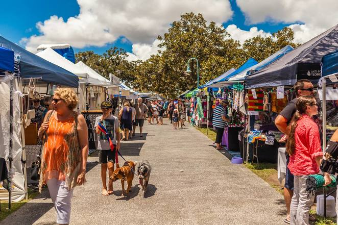 Manly markets