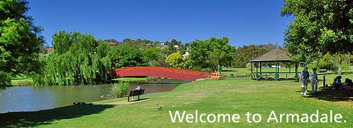Image Courtesy of the City of Armadale website
