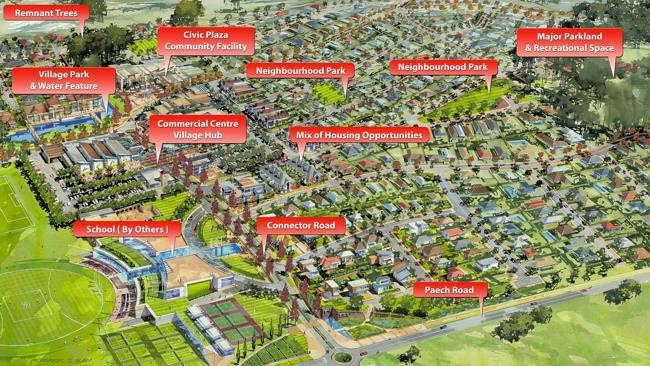 Aston Hills development Mount Barker Adelaide Hills Independent Commission Against Corruption (ICAC)