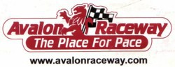Head out to Avalon Speedway