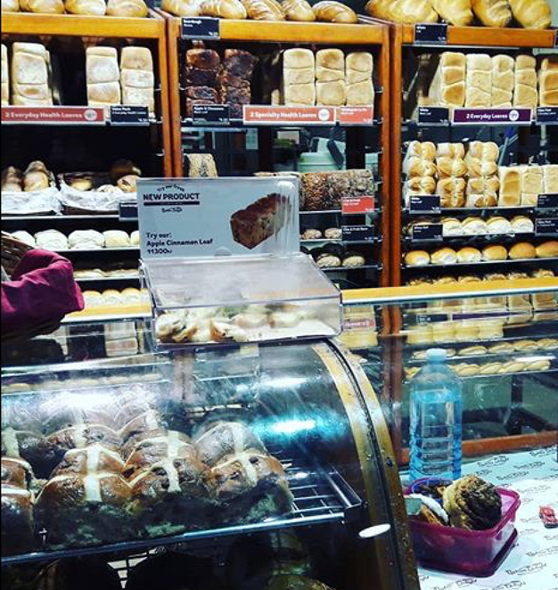 Bakery, food, yum, lunch