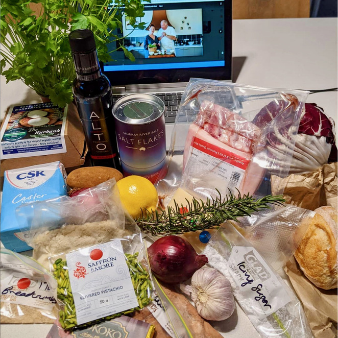 Be inspired, recipe kits, take home, Italian, Malaysian, Vietnamese, cuisine, sydneyfoodie, lilbusgirl review, Lucio Galletto, Simon Goh, Mark Jensen, home cooks, be inspired food wine travel, food wine travel, tote_and_spoon