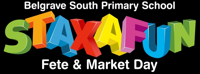 Belgrave South Primary Staxafun fete and market