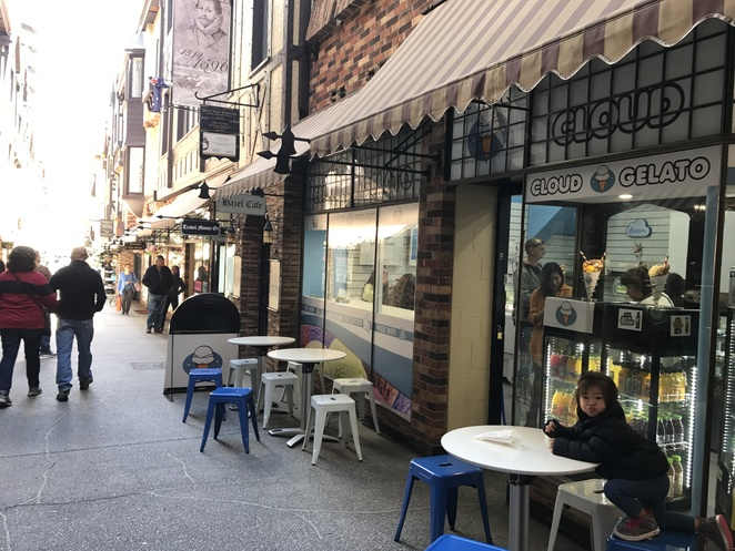 best gelato in perth, favourite gelato, top ice cream in gelato, gelato perth cbd, cloud gelato