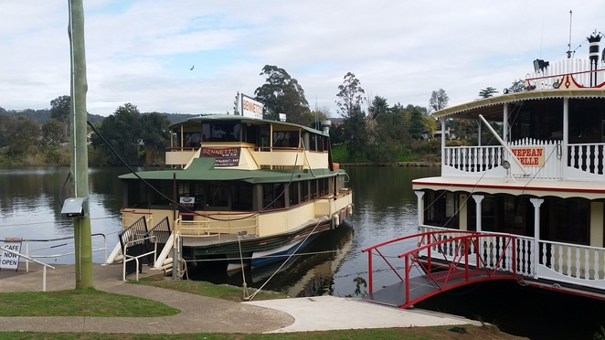 boat cafe penrith