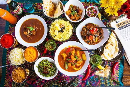 Bombay Street Kitchen, Indian Cuisine, Indian Street Food, Glebe Restaurants