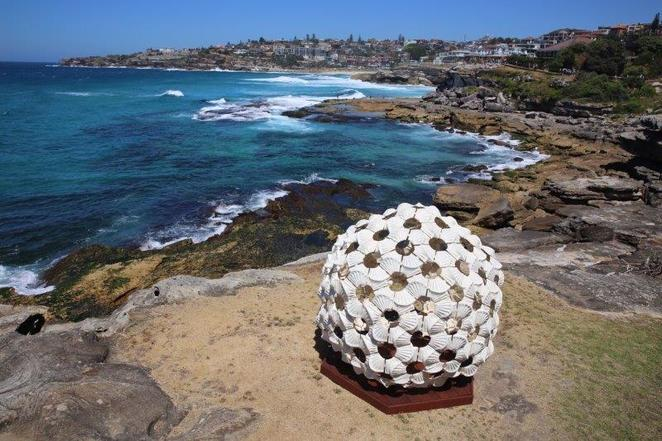 Bondi to Tamarama coastal walk, Sydney, Australia, sydlocal, Lilbusgirl, Sydney, free walks, travel nsw, Bondi walk, iconic walks, must do in Sydney, weekendnotes, medialaunch, free things to do in Sydney, Sculptures by the Sea