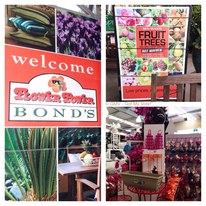 Bonds Nursery, Flower Power, Terrey Hills, Garden, Plants, Seed, Herb, Weekend, GMV,