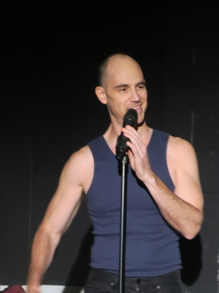 Bris Funny Fest, breaking bald, baldy, Aether Brewing, balding, humour, comedy, comedian, comic, chris muldoon, may cross