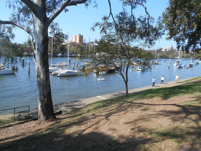 Brisbane CBD, Botanical Gardens, Old Government House, Customs House