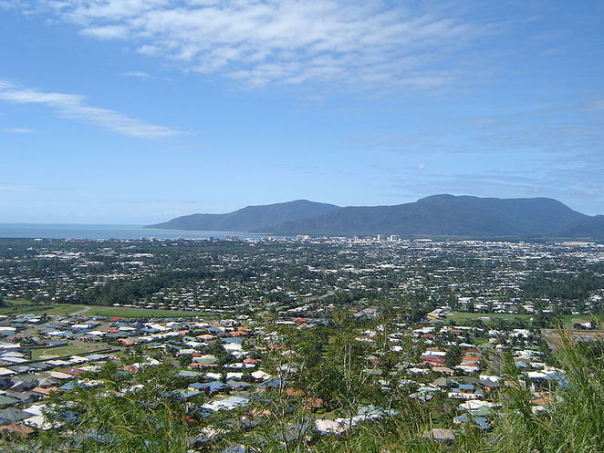 Cairns, View