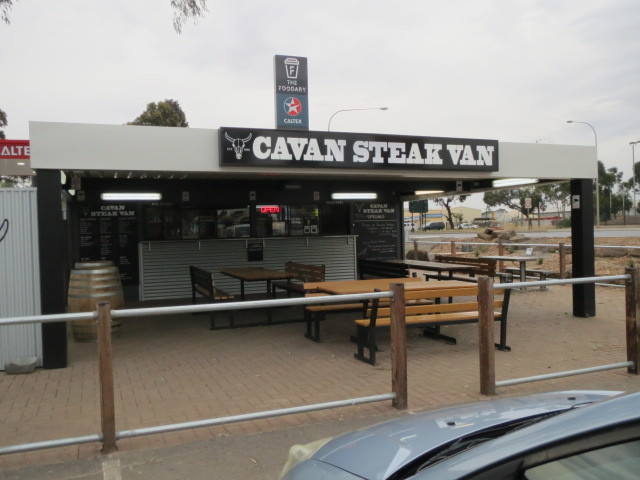 Cavan Steak Van, Adelaide