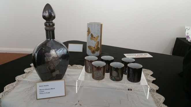 Ceramic Arts show their Skill