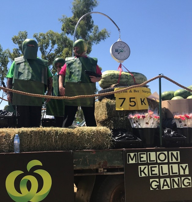 Chinchilla Melon Fesitval 2019