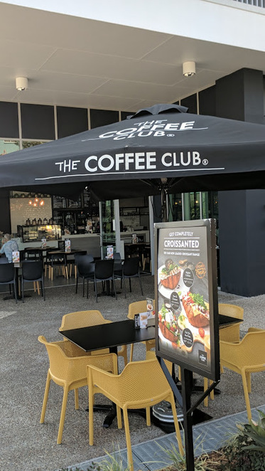 Coffee Club; Wynnum;