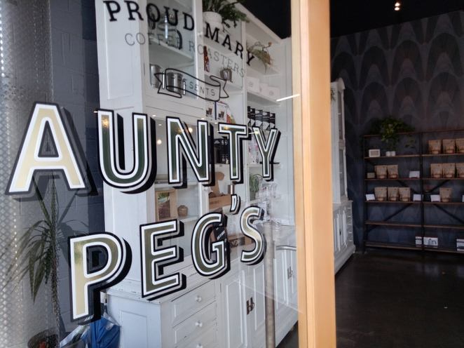 Coffee shop, cafe, coffee roaster, aunty pegs, collingwood