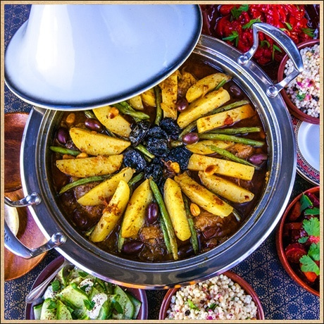 cooking,lessons,Moroccon