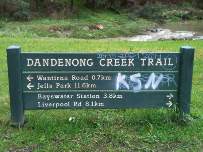 dandenong Creek Trail