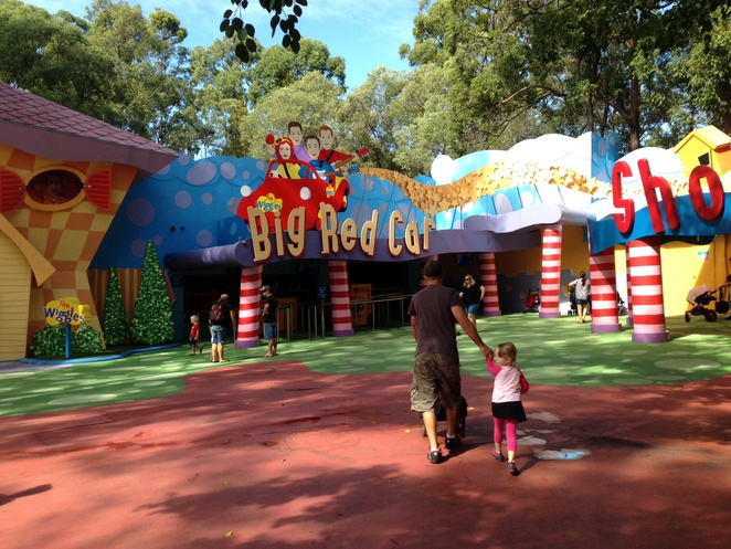 Dreamworld, ABC Kids world, ABC Kids, giggle and hoot, the wiggles, fun on the Gold Coast, Gold Coast theme parks, family activities, Gold Coast