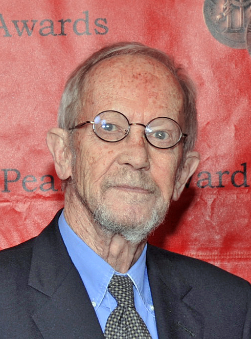 Elmore Leonard, authors born in October, crime authors, crime novels