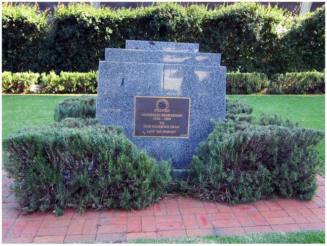 Garden of Remembrance, Chatswood, Willoughby, Anzac Day, Australia Remembers Memorial,
