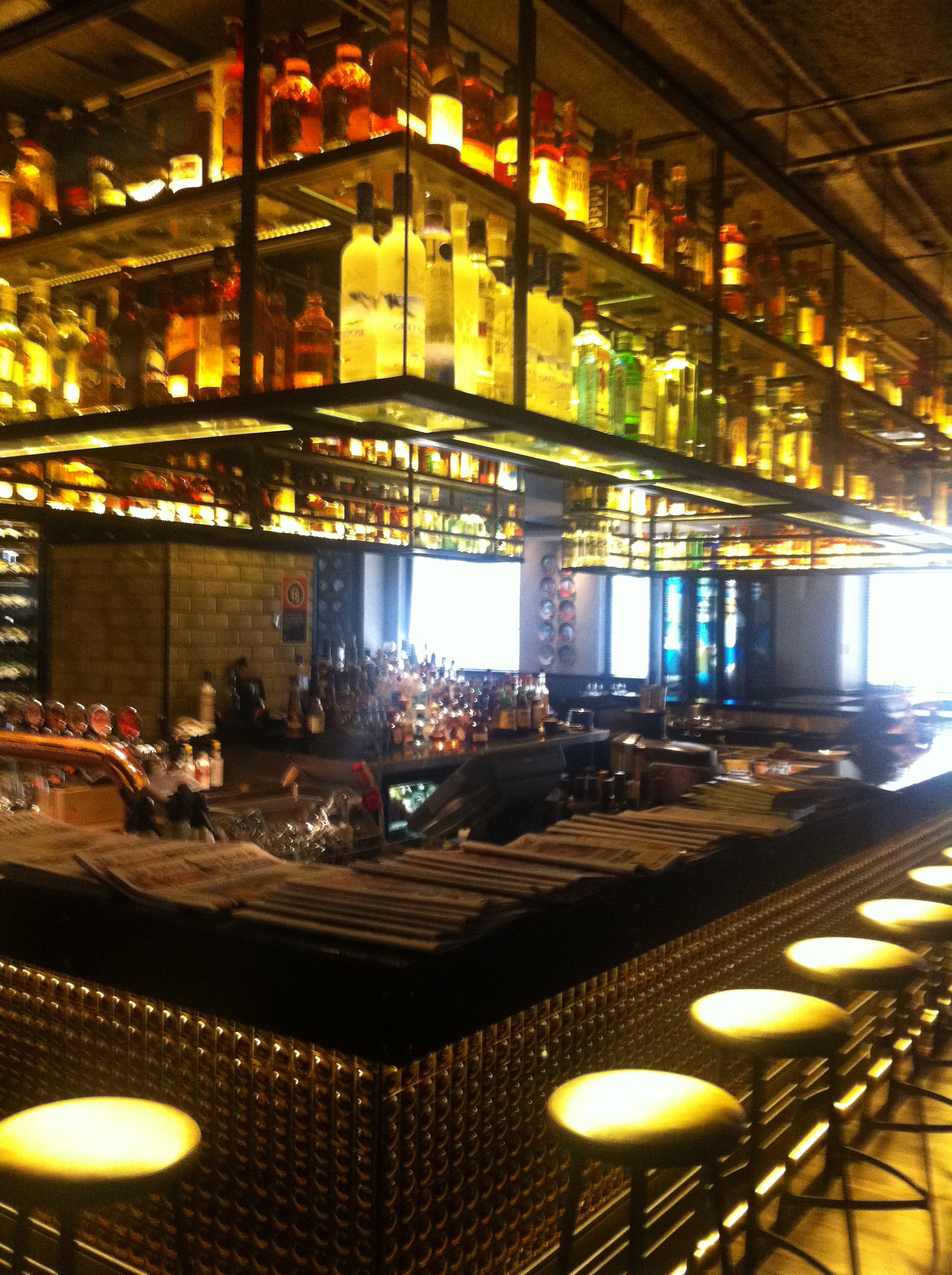 Gowings bar grill sydney - Restaurant bar and grill ...