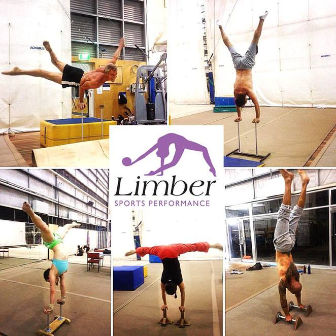 Handstand Classes at Limber Sports Performance