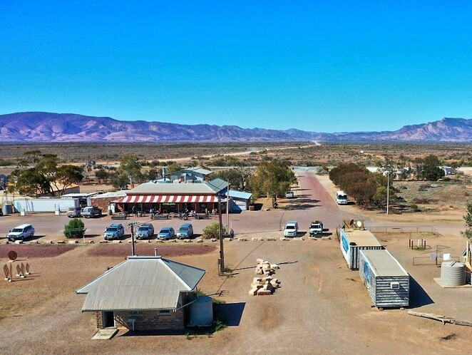 Hawker, Flinders Ranges, South Australia, Things to Do, railway, prairie hotel, parachilna, railway station