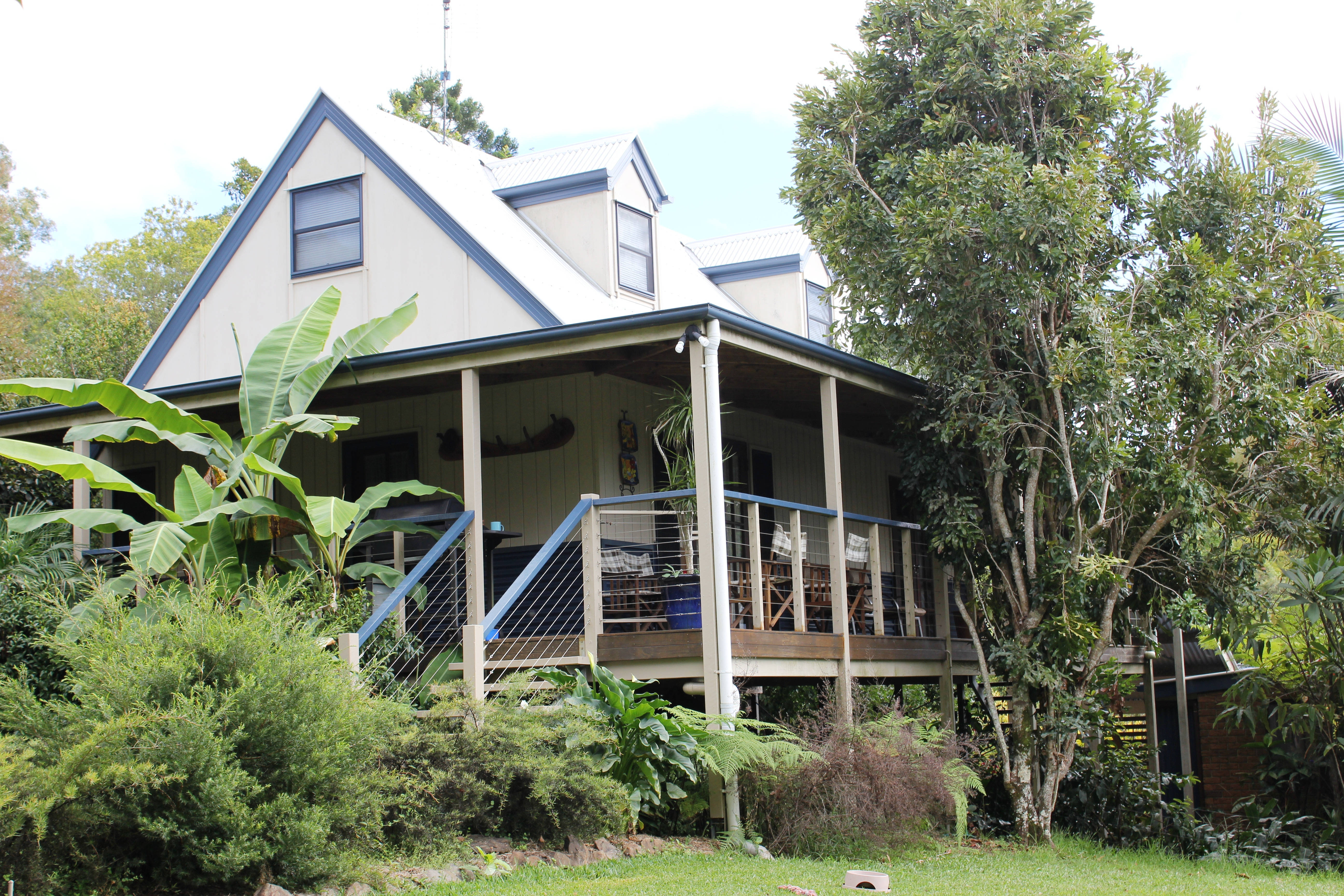 Jacaranda Cottages Brisbane