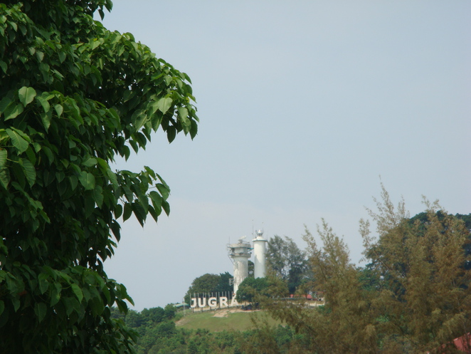 Jugra Hill Lighthouse