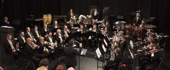K&N Brass Band, Spirit of Christmas, Concert, St. Peters