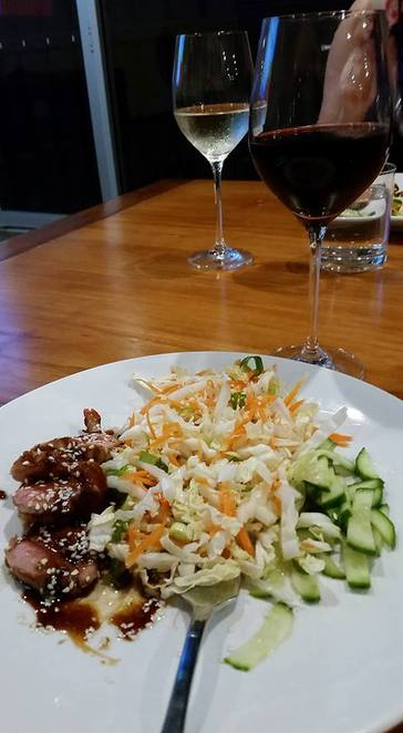 Korean Style Pork - from Quick, Easy, Healthy