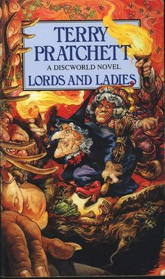 Lords and ladies; Terry Pratchett; Josh Kirby; Discworld