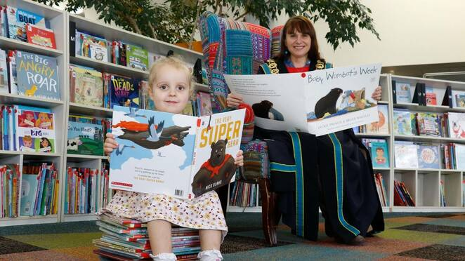 mayor's reading challenge 2020, community event, fun things to do, frankston city libraries, karingal place neighbourhood centre, free library event, free book to win, read to kids, cool prizes. books, magazines, rhymes, songs, reading record, children's books, storytime live sessions, reading rewards pack