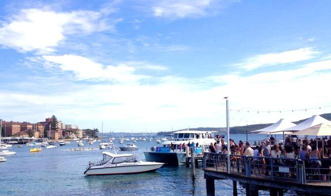 Melbourne Cup Day Lunches Northern Beaches, Manly Wharf Bar