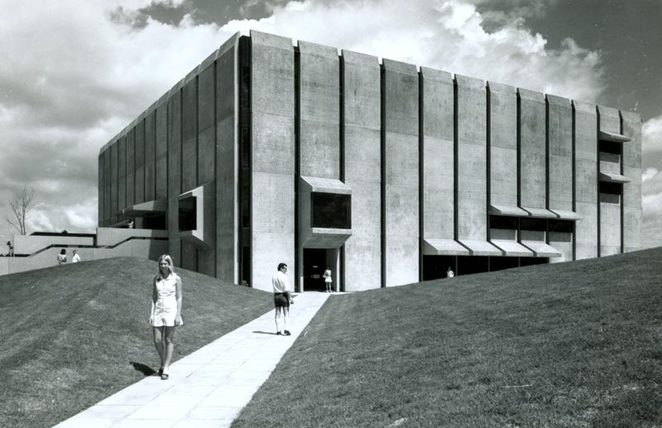University of Queensland Central Library (1973)