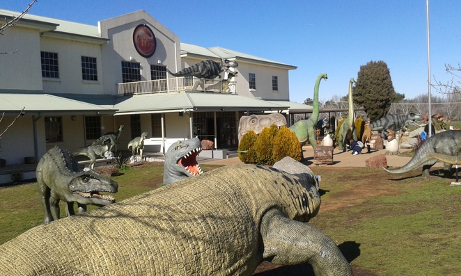 national dinosaur museum, canberra, ACT, toddlers, preschoolers, young kids, how old, canberra,