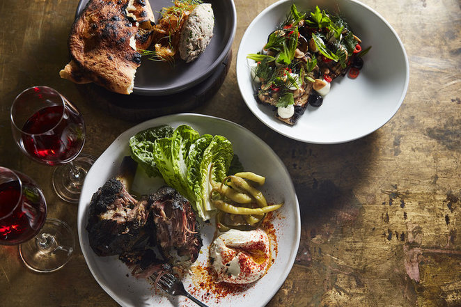 nomad, surry hills restaurants, bottomless rose lunches sydney