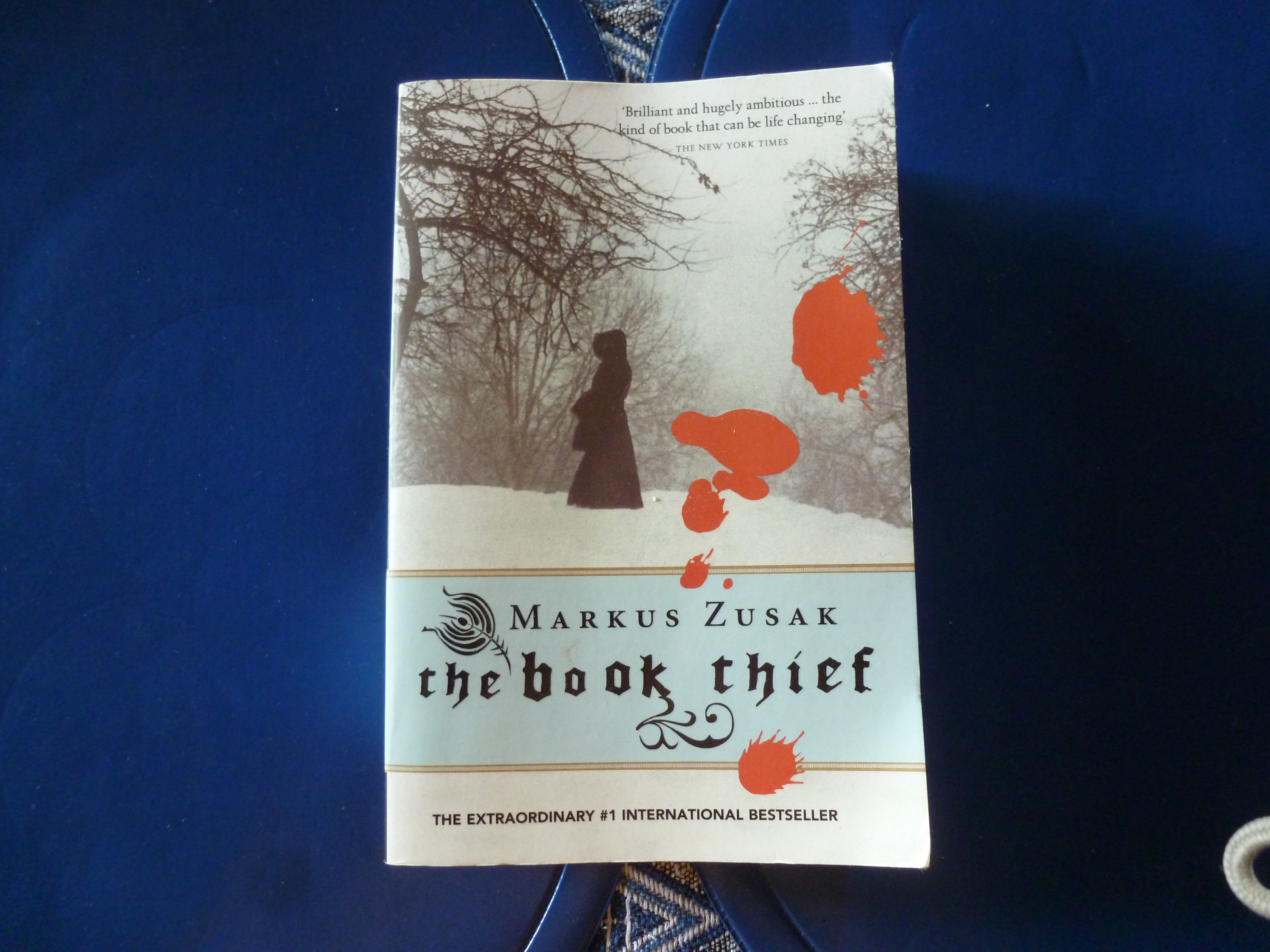 death as the narrator in the book thief