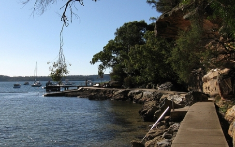 parsley bay, vaucluse, sydney