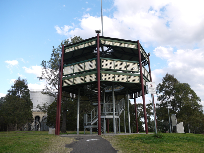 peace park, ashbury, viewing tower, brick pit,inner west, Sydney