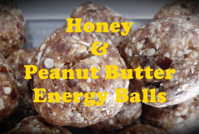 peanut butter, honey, honey and peanut butter, honey recipes, energy, balls, protein balls, honey, dates, oats, peanut butter, australia, lunch box,